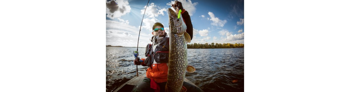 Pike Fishing Tips For Early Spring Part 1