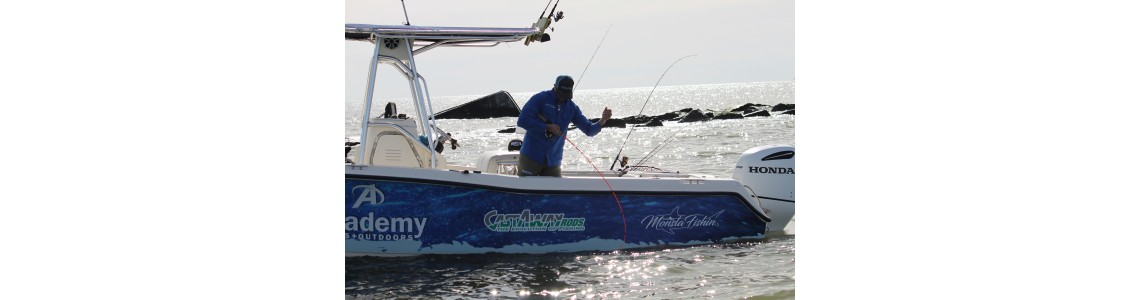 Check Out The Inshore Smoker At Castaway Rods