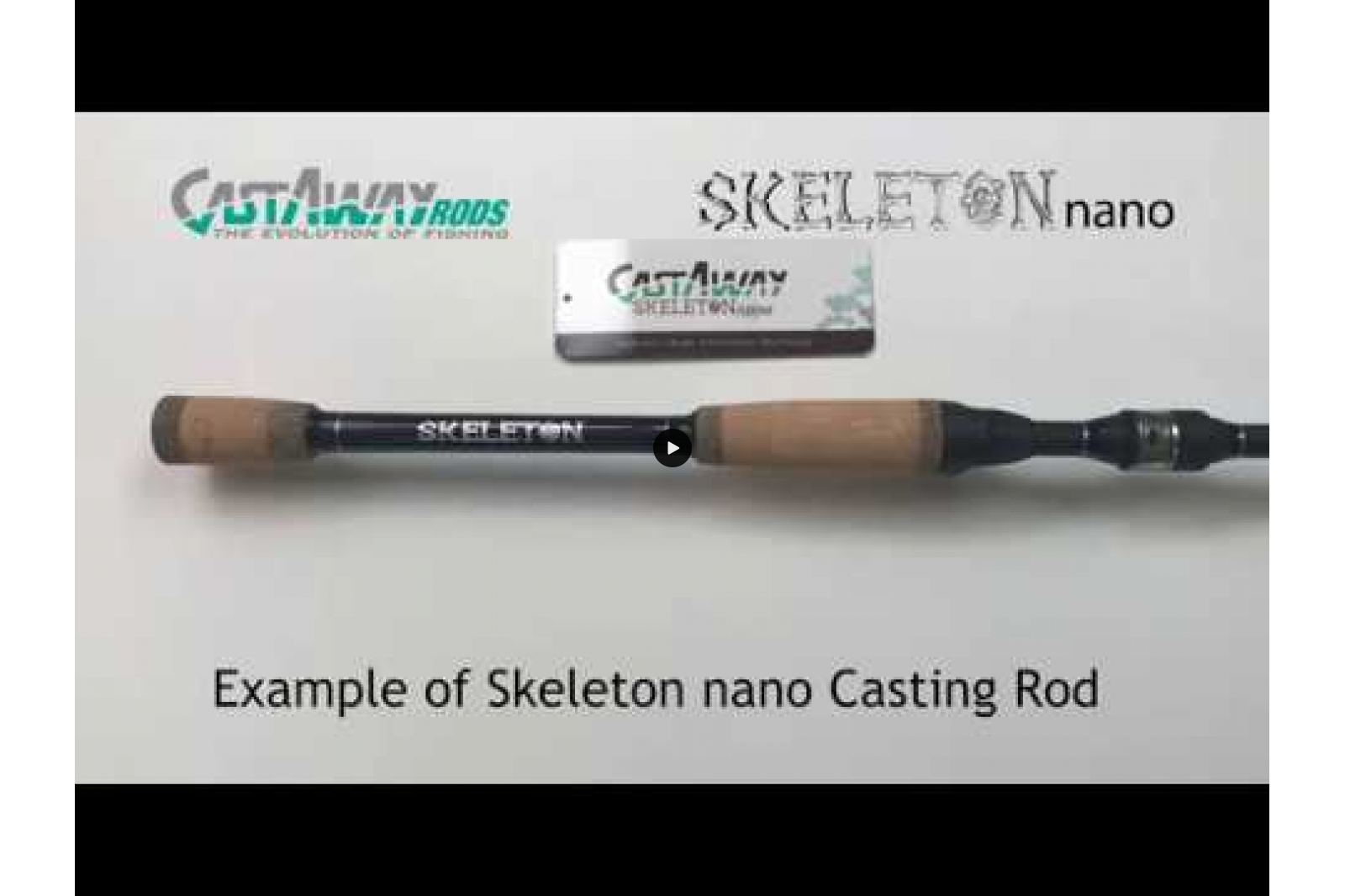 Skeleton Nano - SKNSW65ML - Wader Medium Light