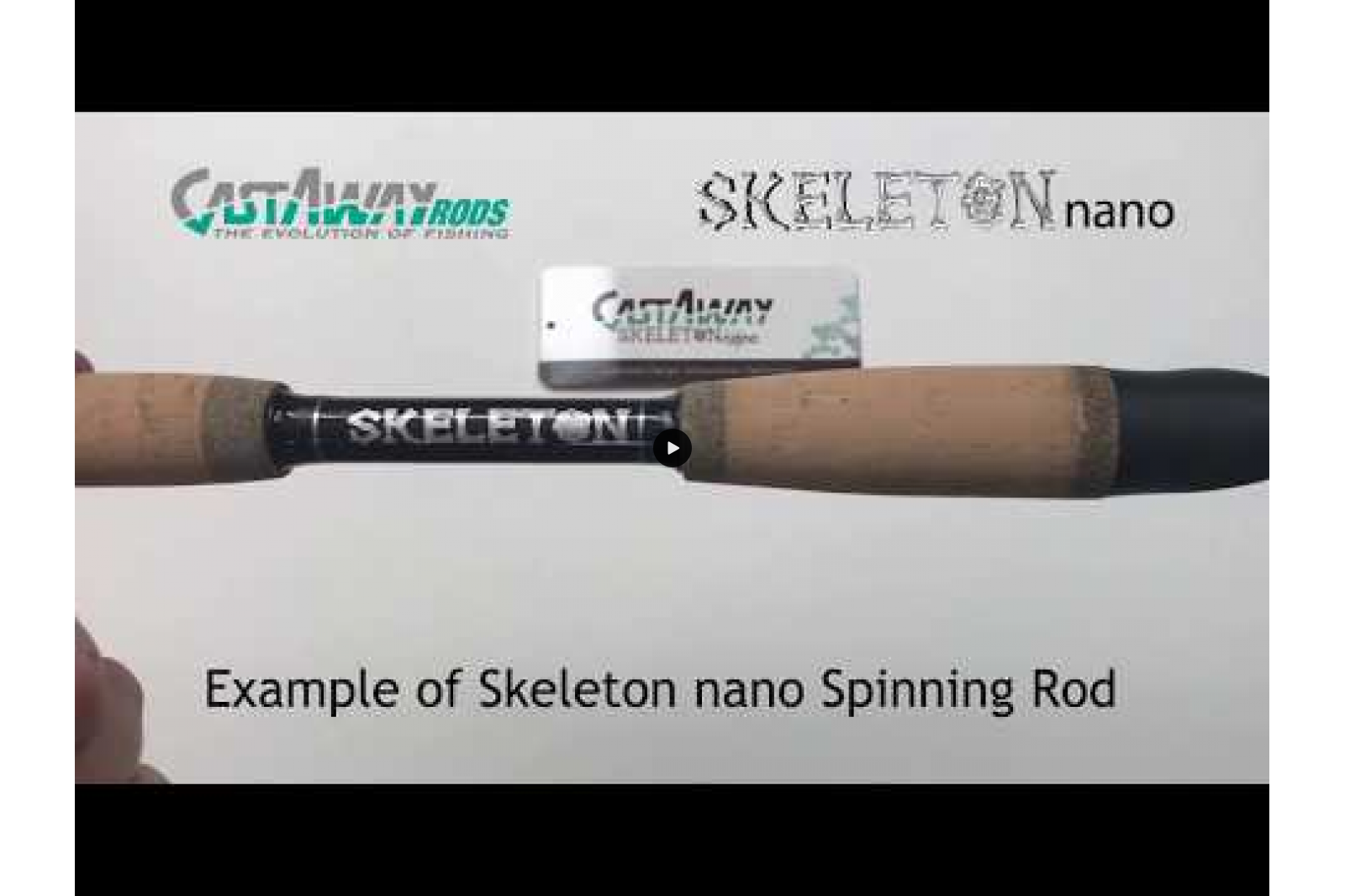 Skeleton Nano - SKNSLS7 - Light Spinning