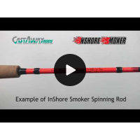 InShore Smoker - ISLS7 - Tout Tails / Small Artificials