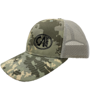 Castaway Logo'D Richardson Hat -Digital Camo