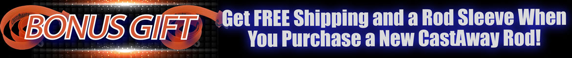 Free Rod Shipping Promo