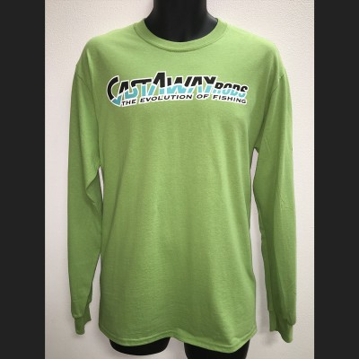 CastAway Invicta Kiwi Long Sleeve T-Shirt