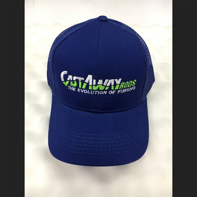 Castaway Logo'd Hat - Royal Blue